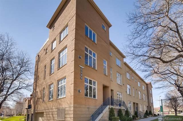 7544 E 4th Avenue #302, Denver, CO 80230 (#3837723) :: The Healey Group