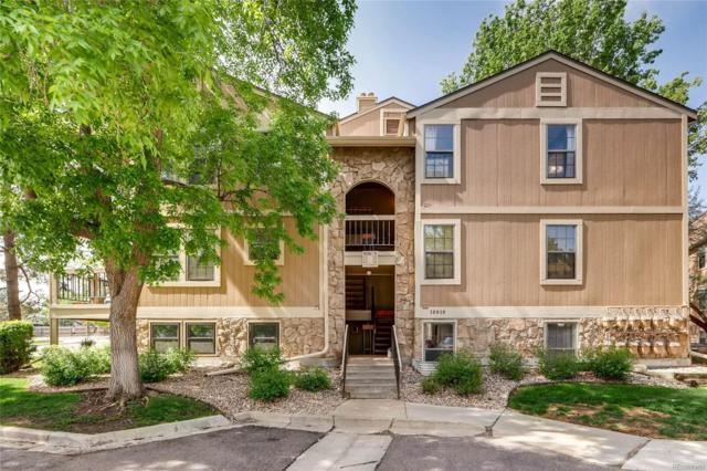 10910 W Florida Avenue #522, Lakewood, CO 80232 (#3837770) :: The Healey Group
