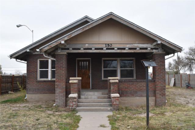 150 S Denver Avenue, Fort Lupton, CO 80621 (#3837791) :: Wisdom Real Estate
