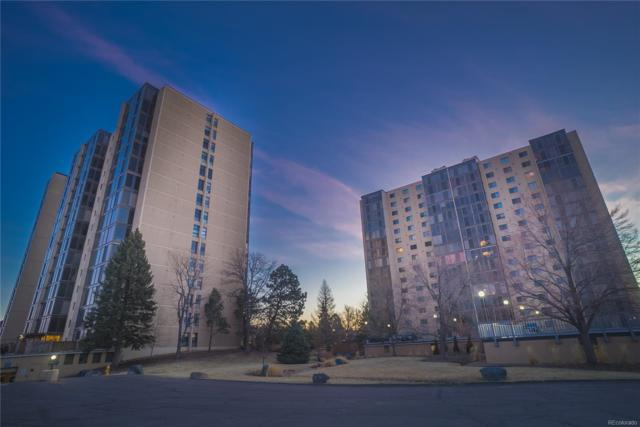 7865 E Mississippi Avenue #1503, Denver, CO 80247 (#3837859) :: The Griffith Home Team