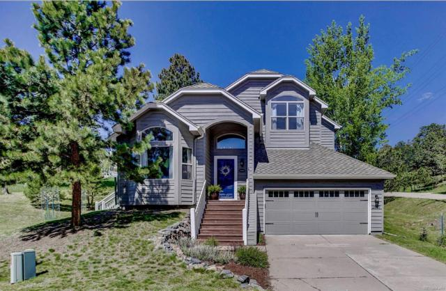 2857 Eagle View Court, Evergreen, CO 80439 (#3837877) :: The Heyl Group at Keller Williams