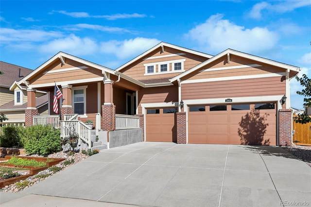 2864 Whitewing Way, Castle Rock, CO 80108 (#3838245) :: The Brokerage Group