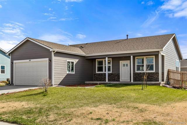 365 S 3rd Avenue, Deer Trail, CO 80105 (#3838426) :: The DeGrood Team