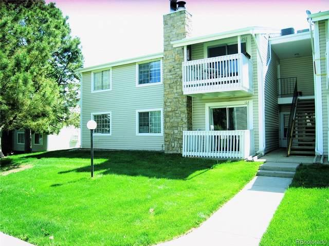 14161 E Jewell Avenue #103, Aurora, CO 80012 (MLS #3838694) :: Kittle Real Estate