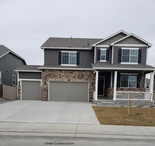 6727 Fraser Circle, Frederick, CO 80530 (#3838703) :: The DeGrood Team
