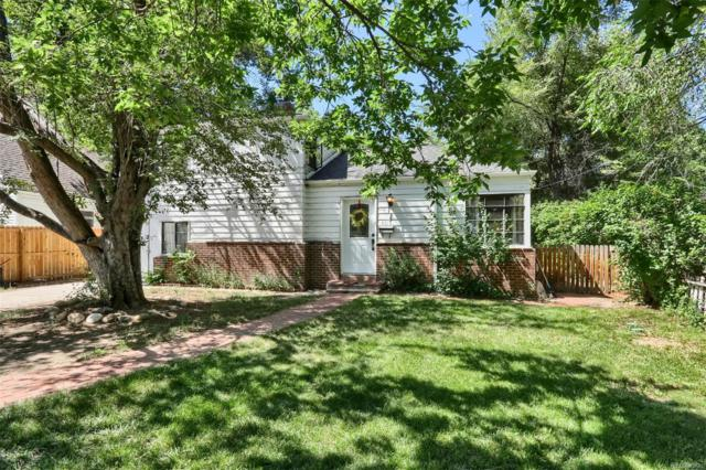 6615 W 26th Avenue, Wheat Ridge, CO 80214 (MLS #3838738) :: 8z Real Estate