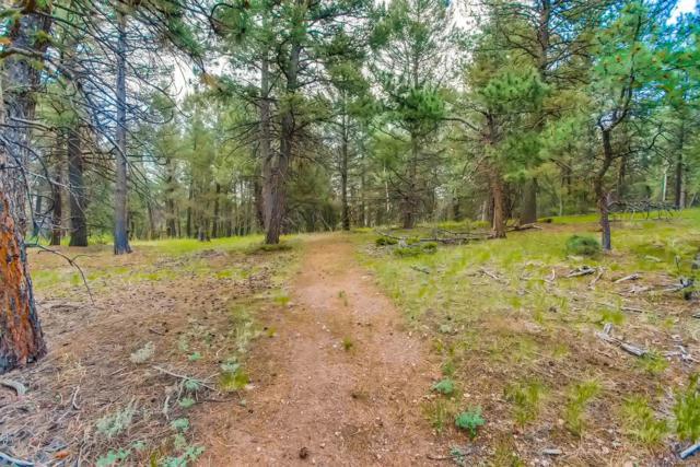 0 Richmond Hill Road, Conifer, CO 80433 (#3838868) :: Bring Home Denver