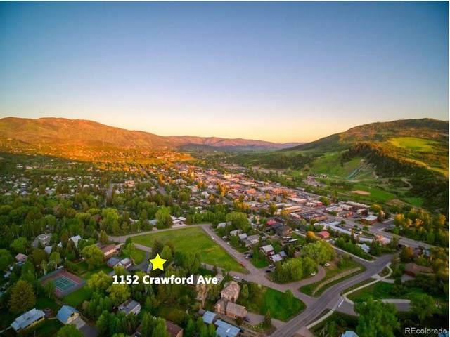 1152 Crawford Avenue, Steamboat Springs, CO 80487 (#3839122) :: The DeGrood Team