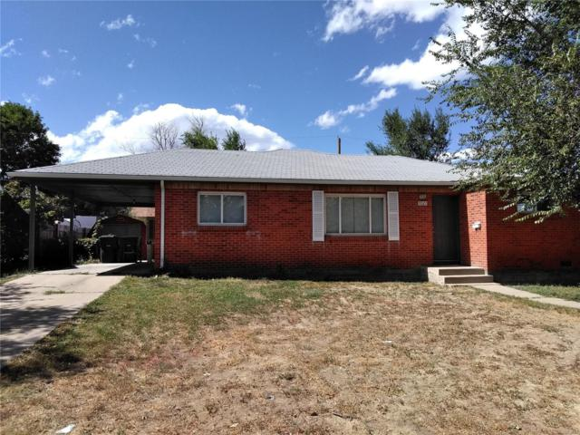 9321 Gaylord, Thornton, CO 80229 (MLS #3839157) :: 8z Real Estate