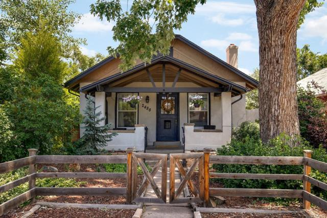 2488 Meade Street, Denver, CO 80211 (#3839260) :: Structure CO Group