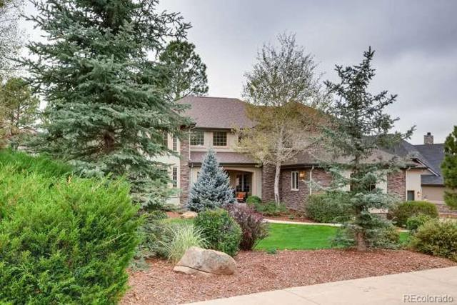 8458 Windhaven Drive, Parker, CO 80134 (#3839562) :: The HomeSmiths Team - Keller Williams
