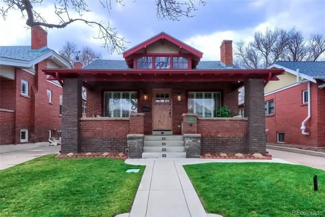 580 S Corona Street, Denver, CO 80209 (#3839663) :: Re/Max Structure