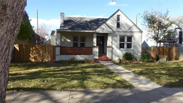 2931 Albion Street, Denver, CO 80207 (#3839745) :: The Heyl Group at Keller Williams
