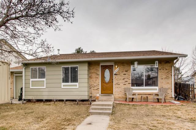 4777 S Xenophon Way, Morrison, CO 80465 (#3839852) :: My Home Team