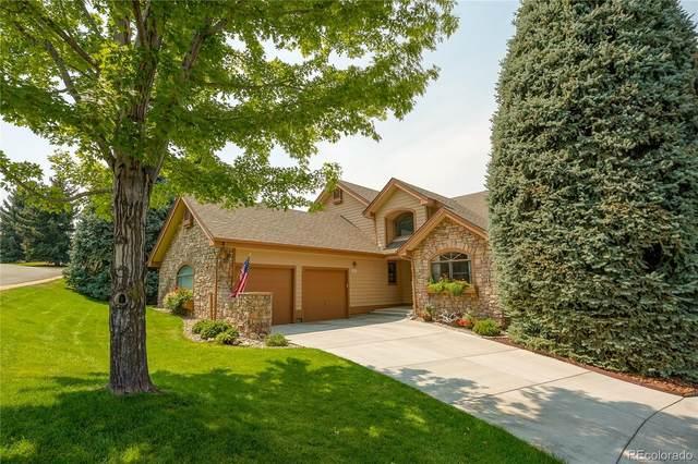 21 Klingen Gate Court, Castle Pines, CO 80108 (MLS #3839908) :: 8z Real Estate