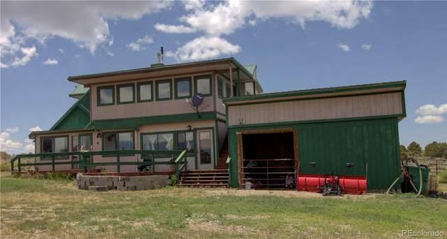 18711 Mountain View Trail, San Luis, CO 81152 (#3839922) :: The Griffith Home Team