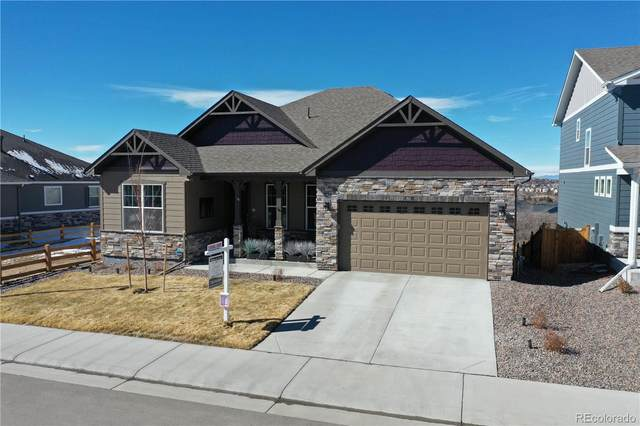 1601 Wingfeather Lane, Castle Rock, CO 80108 (#3839950) :: The HomeSmiths Team - Keller Williams
