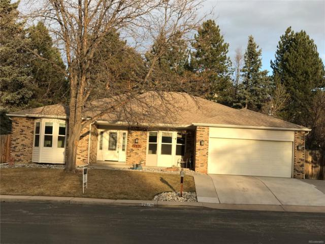 7608 S Detroit Street, Centennial, CO 80122 (#3840077) :: Hometrackr Denver