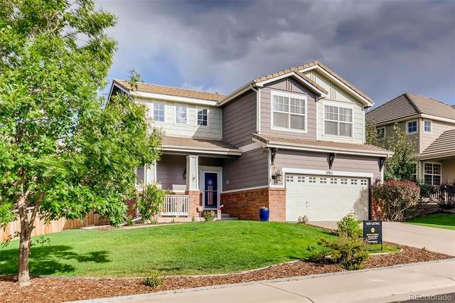 3911 Miners Candle Drive, Castle Rock, CO 80109 (MLS #3840116) :: 8z Real Estate