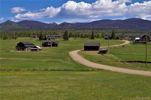 1943 County Road 42, Granby, CO 80446 (#3840206) :: The FI Team