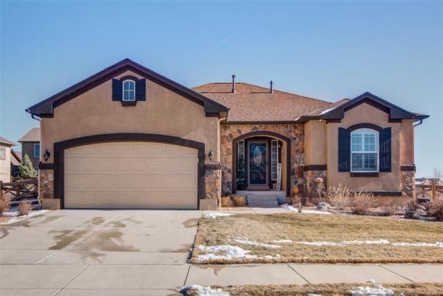 7163 Cottonwood Tree Drive, Colorado Springs, CO 80927 (MLS #3840292) :: The Biller Ringenberg Group