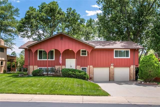 7938 Harvard Drive, Lakewood, CO 80227 (MLS #3840527) :: 8z Real Estate
