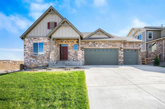368 Sage Grouse Circle, Castle Rock, CO 80109 (#3840670) :: Sellstate Realty Pros