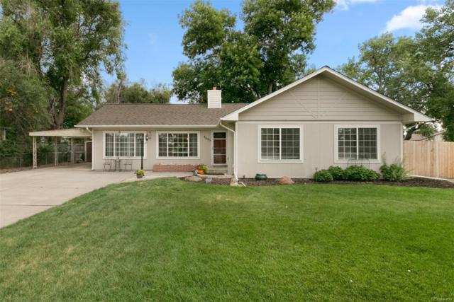 4695 Miller Street, Wheat Ridge, CO 80033 (#3840678) :: The HomeSmiths Team - Keller Williams