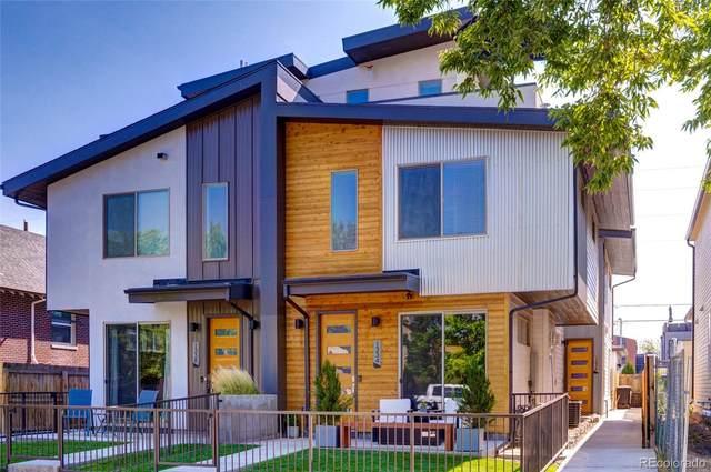 1334 Quitman Street, Denver, CO 80204 (#3840828) :: Compass Colorado Realty