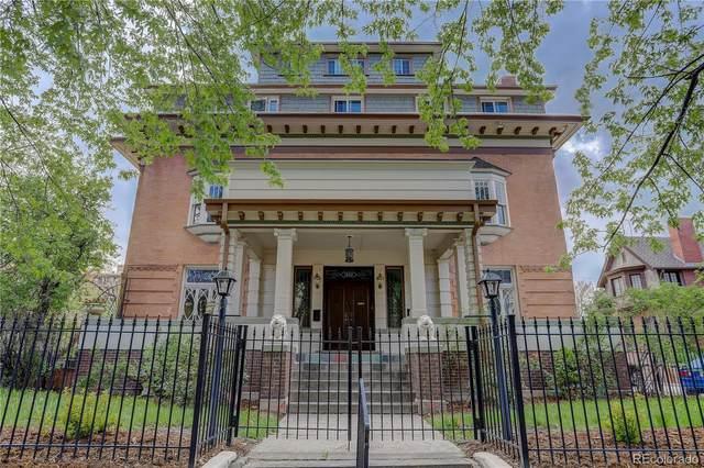 1003 N Corona, Denver, CO 80218 (MLS #3841444) :: 8z Real Estate