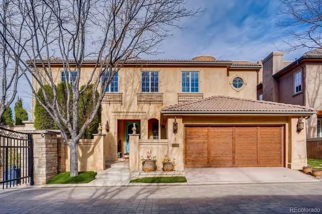 100 S University Boulevard #1, Denver, CO 80209 (MLS #3841701) :: 8z Real Estate