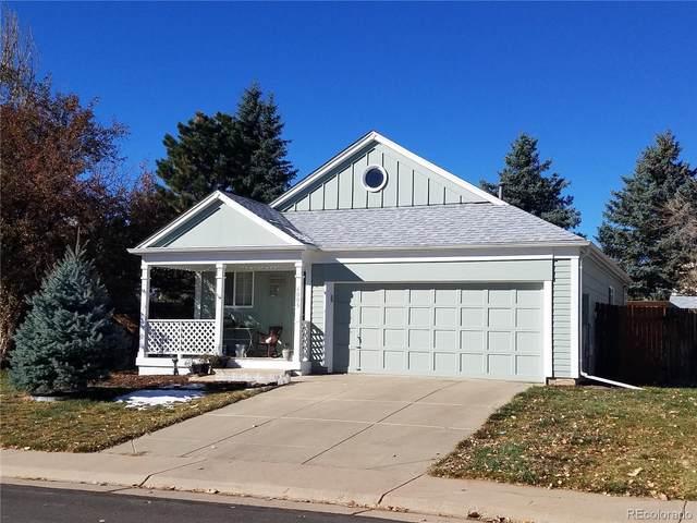 1005 S Lindsey Street, Castle Rock, CO 80104 (MLS #3841707) :: Kittle Real Estate