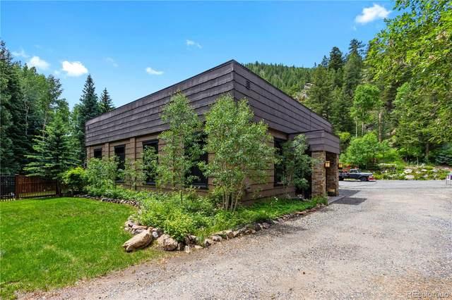 2971 Fall River Road, Idaho Springs, CO 80452 (MLS #3842113) :: Bliss Realty Group