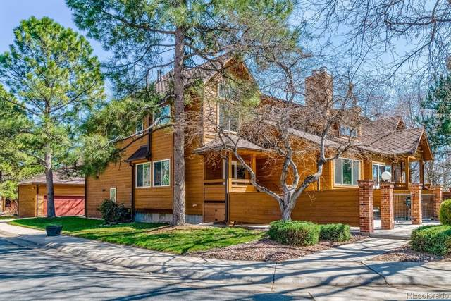 11740 W 66th Place A, Arvada, CO 80004 (#3842167) :: The DeGrood Team