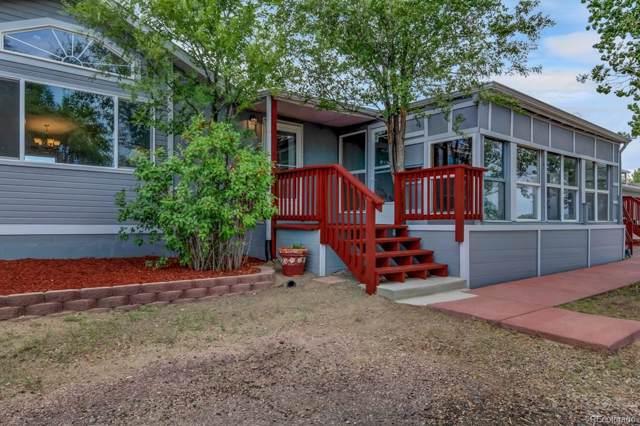 5520 Coyote Lane, Peyton, CO 80831 (MLS #3842217) :: 8z Real Estate