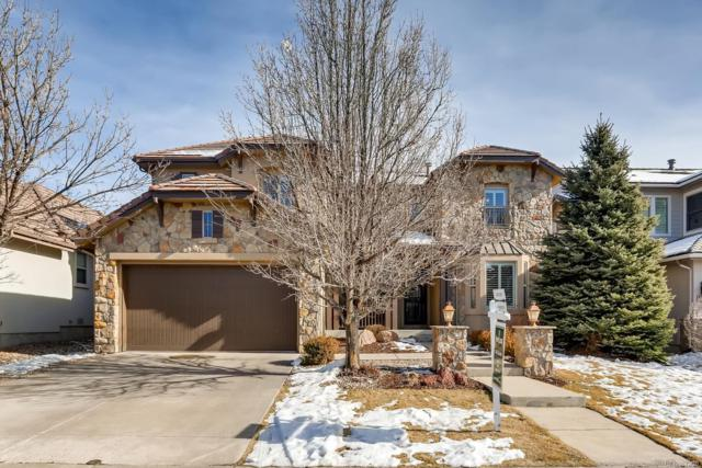 9740 Sunset Hill Circle, Lone Tree, CO 80124 (#3842275) :: The HomeSmiths Team - Keller Williams