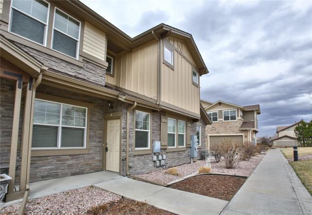24976 E Calhoun Place C, Aurora, CO 80016 (#3842442) :: Structure CO Group