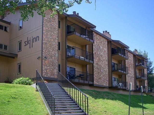 2350 Ski Trail Lane #312, Steamboat Springs, CO 80487 (#3842467) :: Briggs American Properties