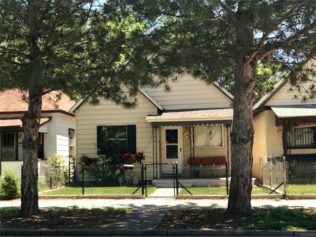 1436 Pine Street, Pueblo, CO 81004 (MLS #3842503) :: 8z Real Estate