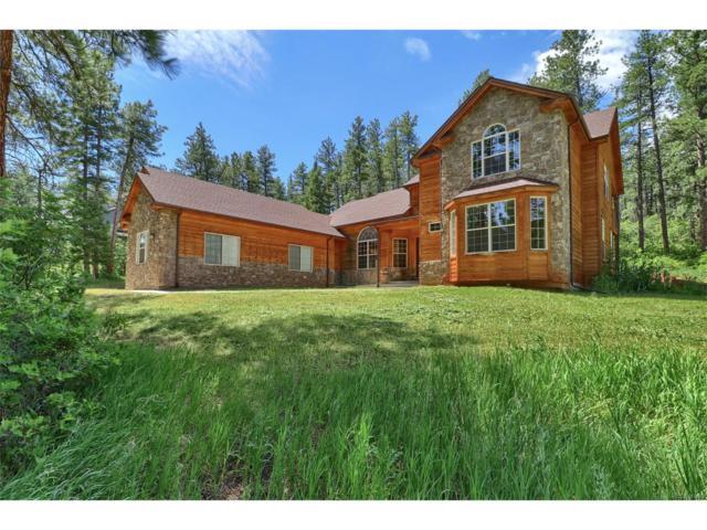 4888 Crow Drive, Larkspur, CO 80118 (MLS #3843339) :: 8z Real Estate