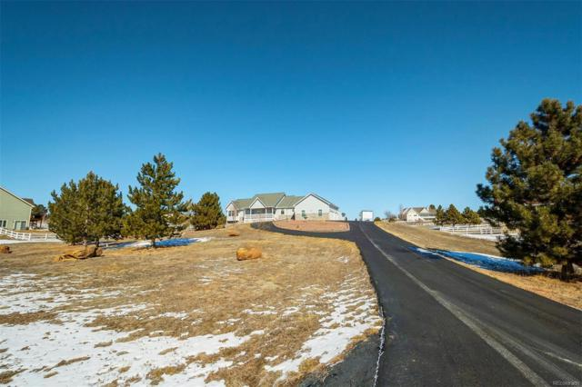 3551 Pine Meadow Avenue, Parker, CO 80138 (#3843380) :: HomePopper