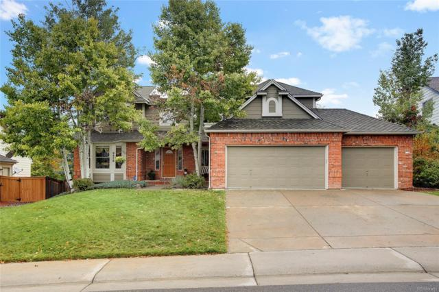 9476 Cherryvale Drive, Highlands Ranch, CO 80126 (#3843489) :: House Hunters Colorado