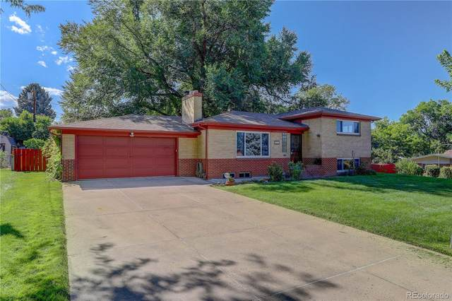665 Dudley Street, Lakewood, CO 80215 (#3843562) :: The DeGrood Team