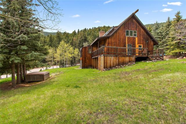 3542 Witter Gulch Road, Evergreen, CO 80439 (#3843619) :: Colorado Home Finder Realty