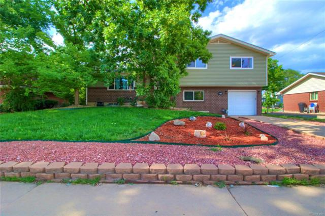 187 Wallace Street, Northglenn, CO 80234 (#3843896) :: The Peak Properties Group