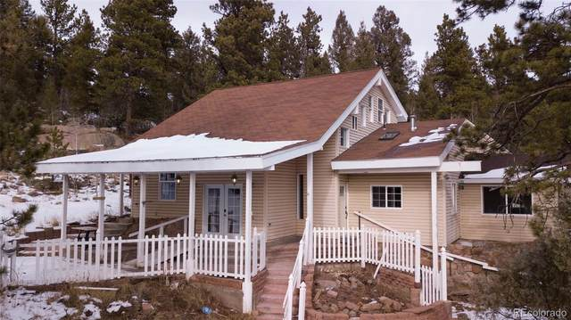 12581 Us Highway 285, Conifer, CO 80433 (MLS #3843901) :: 8z Real Estate