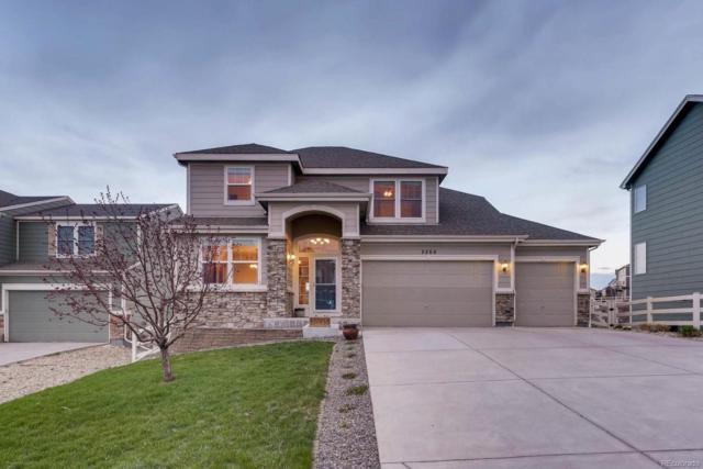 5266 Fawn Ridge Way, Castle Rock, CO 80104 (#3844068) :: The Peak Properties Group