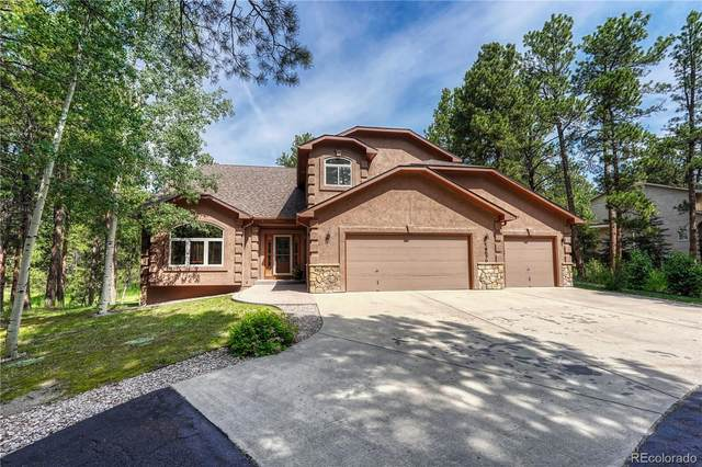 19070 Royal Archers Lane, Monument, CO 80132 (MLS #3844113) :: Clare Day with Keller Williams Advantage Realty LLC