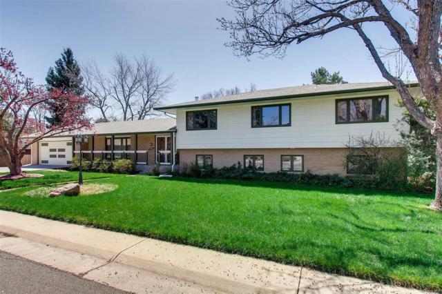 10660 W 76th Drive, Arvada, CO 80005 (#3844457) :: Wisdom Real Estate