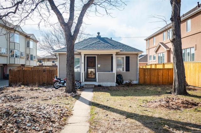 51 S Harrison Street, Denver, CO 80209 (MLS #3844559) :: Kittle Real Estate